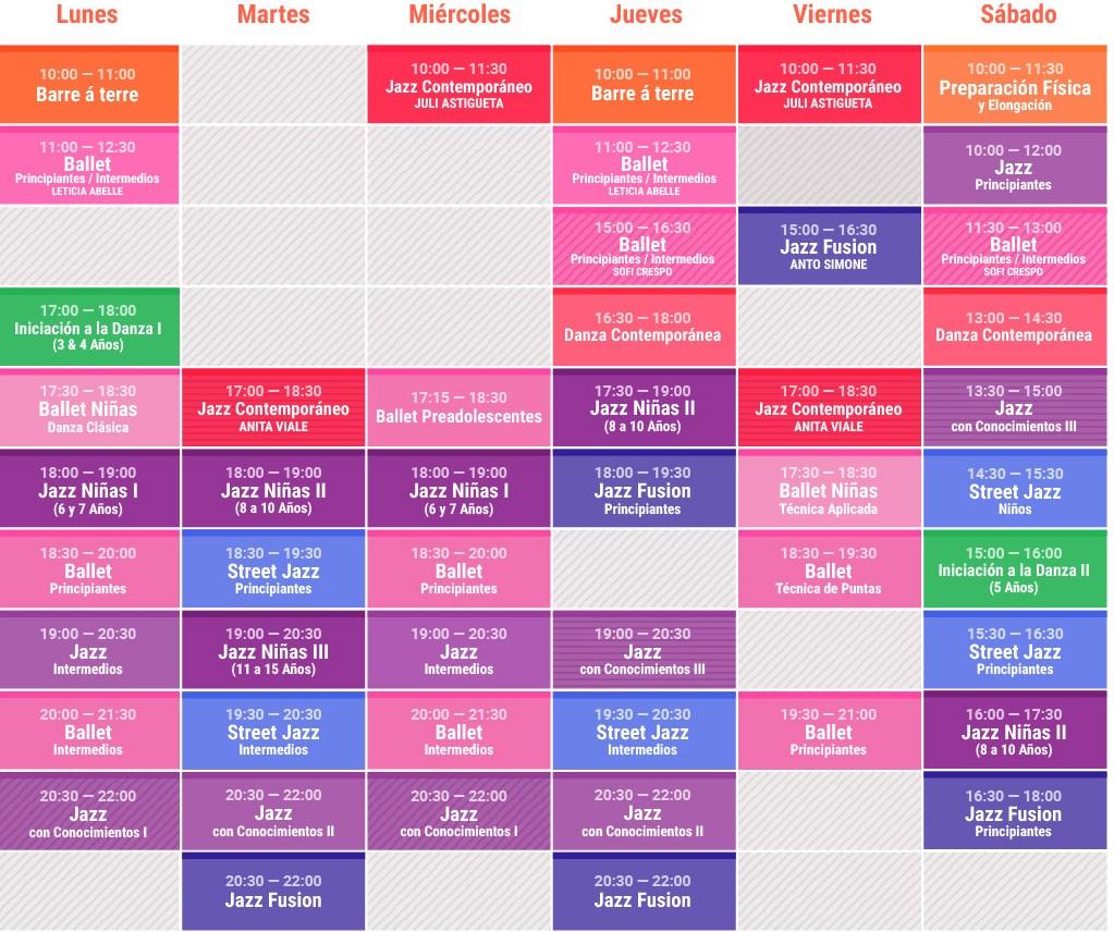 clases-de-danza-horarios-2016