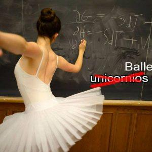 """""""Ya estoy grande para hacer ballet"""""""