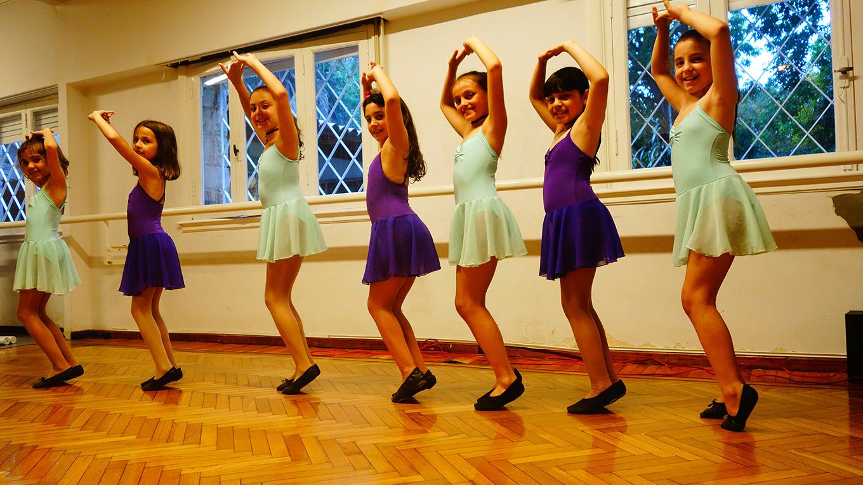Clases de Danza en San Isidro