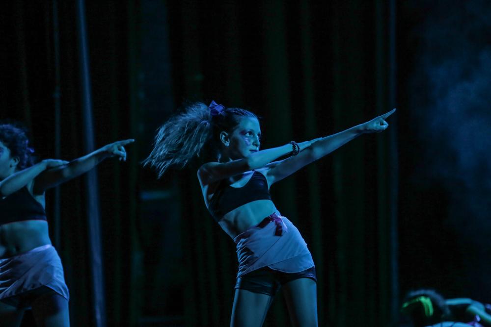 Danza en San Isidro