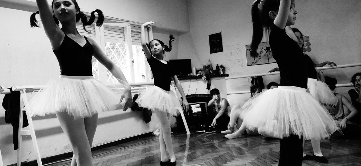 clases de ballet para niñas