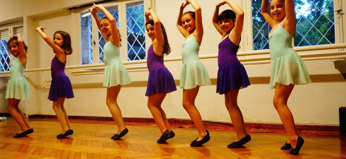 Clases de Danza Jazz para Niñas