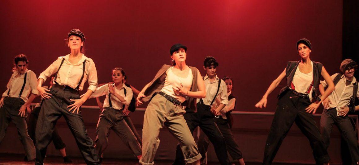 danza jazz zona norte san isidro
