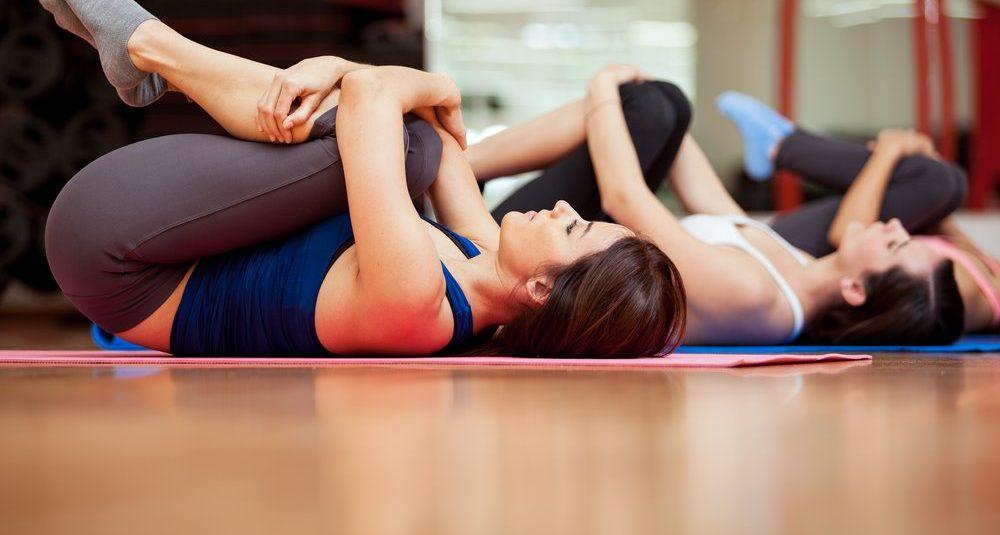 Clases de preparación física y elongación
